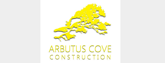 Arbutus Cove Construction logo