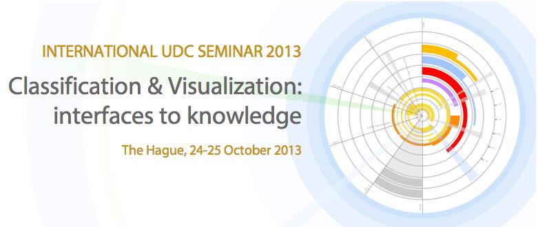 Logo for the UDC Seminar