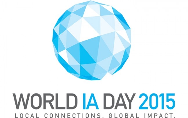World Information Architecture Day 2015. Local Connections, Global Impact.